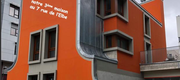 Elle se situe au 7 rue de l'Elbe
